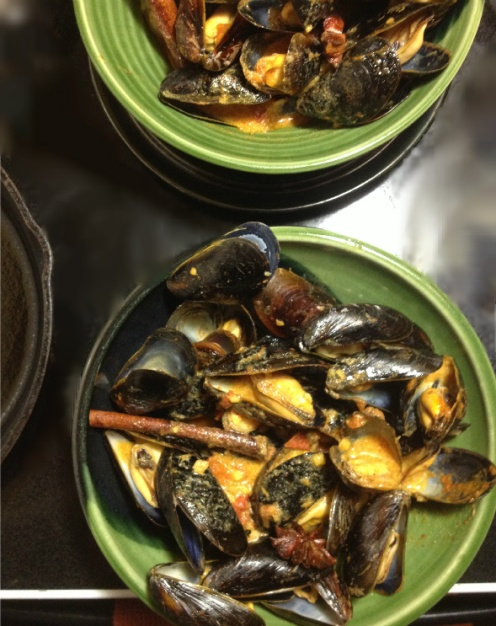 Bombay Mussels 1